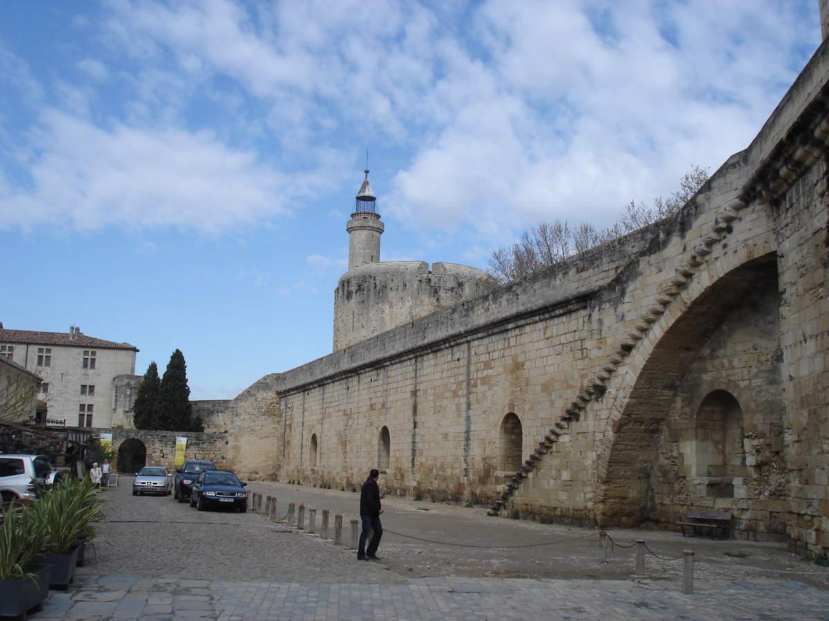 Aigues Mortes, belle ville médiévale du Gard (Languedoc Roussillon) 1
