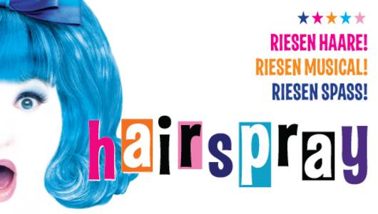 Culture Munich - Hairspray, comédie musicale décoiffante au Deutsches Theater  1