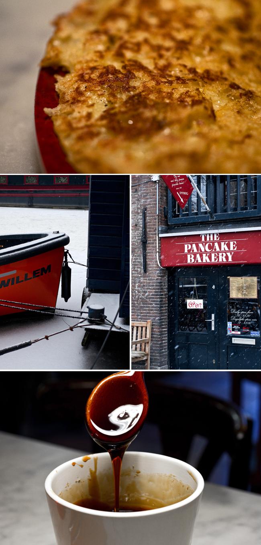 the pancake bakery amsterdam week end