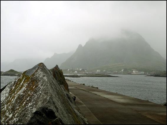 pluie ete Lofoten