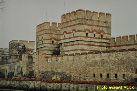 remparts istanbul