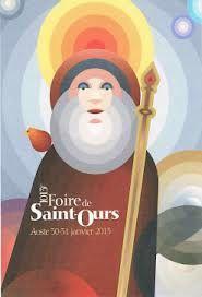 Foire saint ours aoste agenda italie
