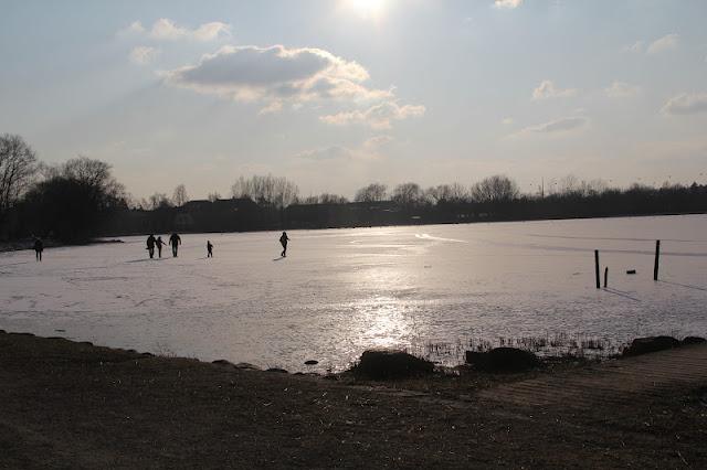 lac copenhague hiver
