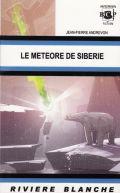 Littérature française : Le Météore de Sibérie de Jean-Pierre Andrevon 1