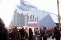 Riga 2014, capitale européenne de la culture ; un château de Lumière 13