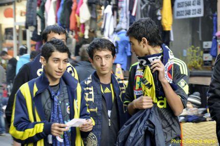 fenerbahçe turquie football championnat