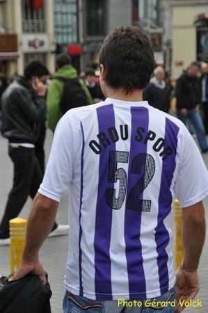 orduspor turquie football championnat