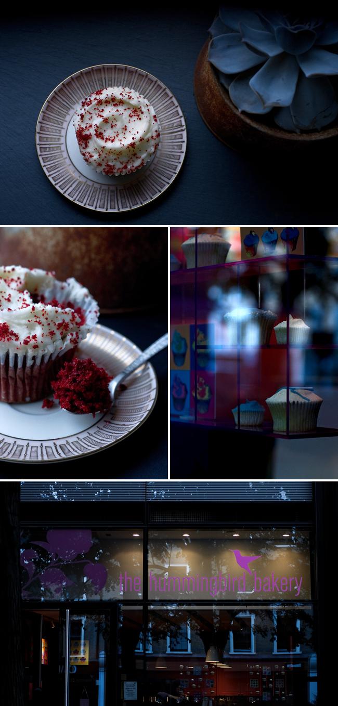 red velvet cupcakes londres