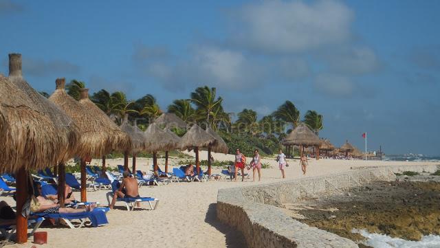 Riviera Maya : Détente à la mexicaine sur une plage d'Akumal 6