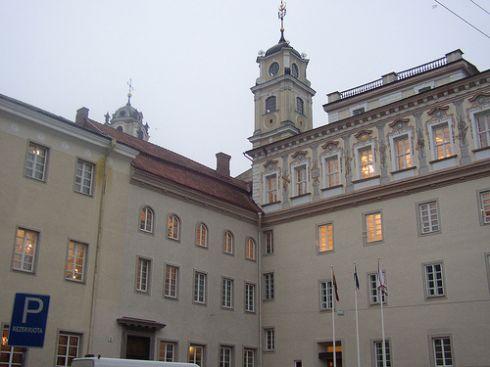 1er Avril 1579 : Stefan Báthory fonde l'Université de Vilnius 4