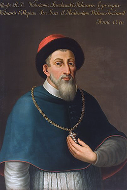 1er Avril 1579 : Stefan Báthory fonde l'Université de Vilnius 2