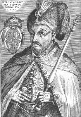 1er Avril 1579 : Stefan Báthory fonde l'Université de Vilnius 3