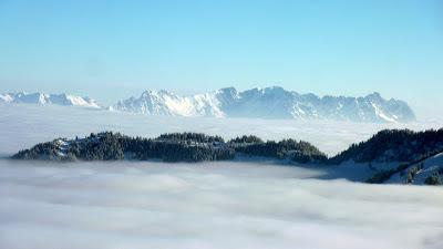 montagnes Tirol Alpbachtal  ski autriche