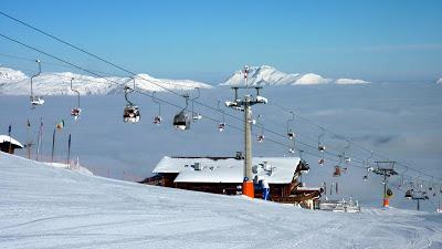 station alpbach ski autriche tyrol