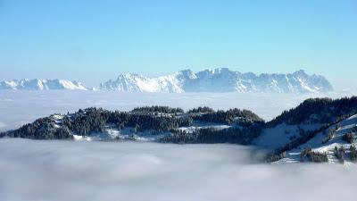 tyrol ski autriche Alpbachtal
