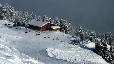 ski autriche station tyrol