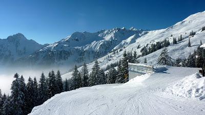 ski autriche Alpbacht tyrol
