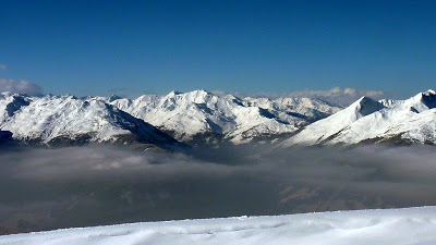 ski autriche montagnes tyrol autrichien