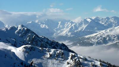 ski autriche Alpbach alpes autrihiennes tyrol