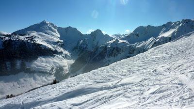alpes autrichiennes tyrol autriche