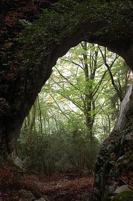 Randonnée en Isère dans le Vercors près de la grotte de Choranche 2