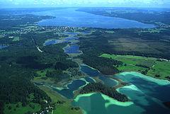 Lacs Osterseen en Bavière : randonnée agréable près de Munich 1