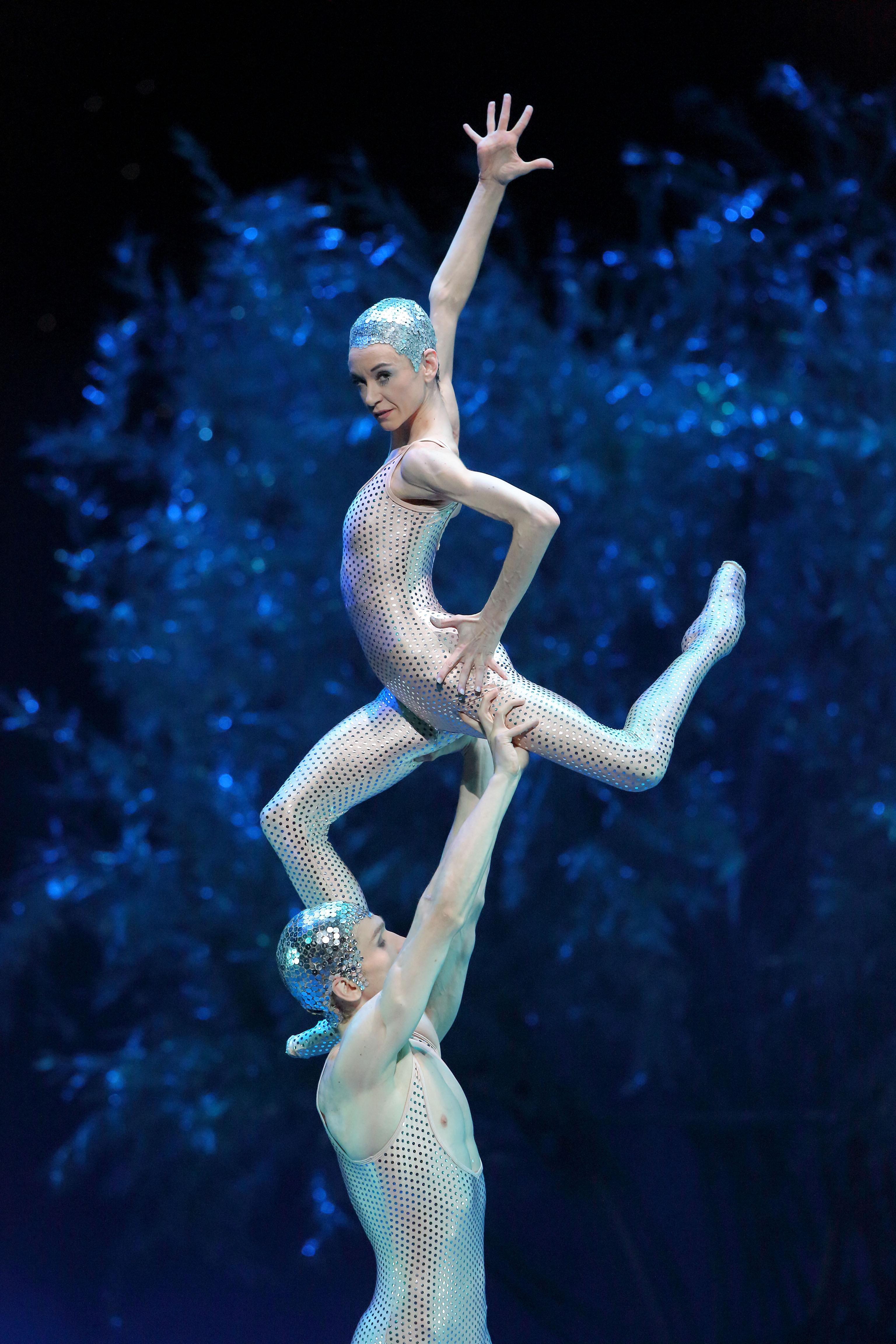 Reprise du Songe d'une nuit d'été de Neumeier au Festival du Ballet du Bayerisches Staatsballett