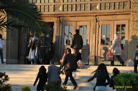 gare Haydarpasa istanbul