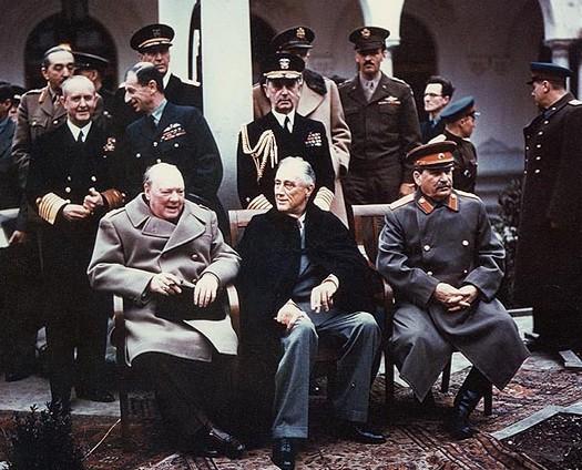 4 Février 1945 : les sacrifiés de Yalta 1