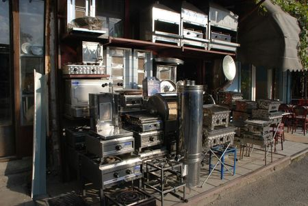 bazar ankara turquie