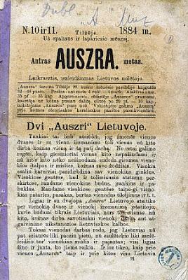 23 Novembre 1851 : naissance de Jonas Basanavičius 2