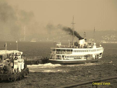 ISTANBUL route aéroport