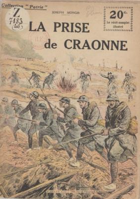 Bataille de craonne v ritable boucherie de la guerre 14 - Histoire des arts la chambre des officiers ...