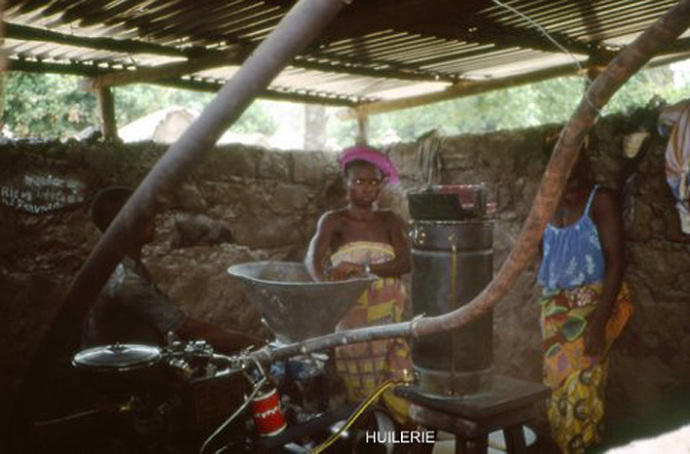 TOGO BENIN HUILERIE