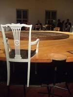 Chen Zhen round table détail