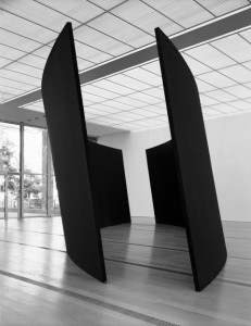 Exposition Serra – Brancusi à la Fondation Beyeler 2