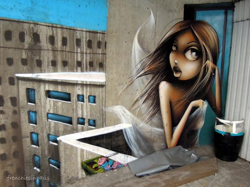 Street Art Paris insolite et surprenant (Sortir à Paris) 101