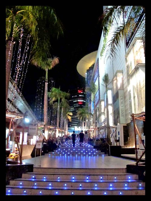 Bangkok by night 1