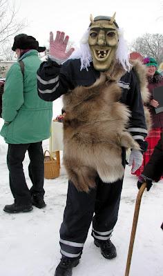 Carnaval Užgavėnės : Traditions en Lituanie pour dire aurevoir à l'hiver 1