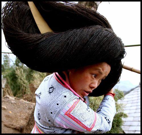 Blog 81 - Preparaation coiffure Miao_3
