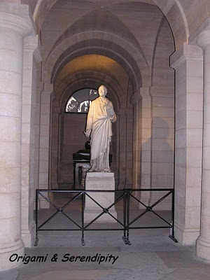 Une visite au Panthéon à Paris 7