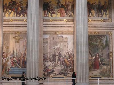 Une visite au Panthéon à Paris 9