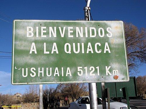 De Uyuni à Salta