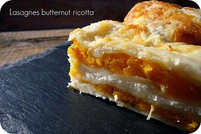 Recette Lasagnes butternut ricotta ; une délice (Cuisine italienne) 2