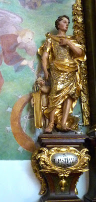 Abbaye Rohr en Basse-Bavière, chef-d'oeuvre baroque des frères Asam (Tourisme Bavière) 8
