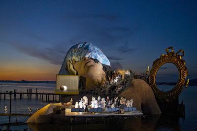 Festival d'opéra de Bregenz ; une expérience romantique sur le lac Bodensee 1