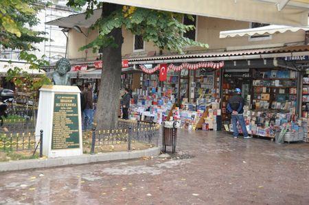 bazar aux livres visiter istanbul
