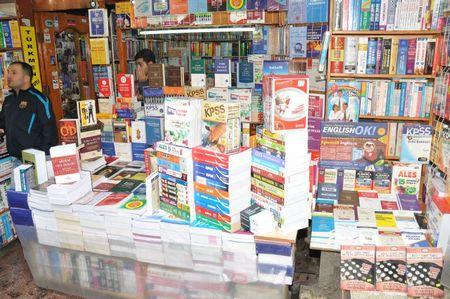 Visiter istanbul bazar aux livres