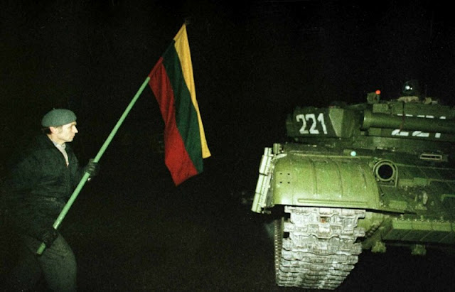11 Mars 1991 : Acte de rétablissement de l'Etat lituanien 1