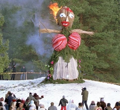 Carnaval Užgavėnės : Traditions en Lituanie pour dire aurevoir à l'hiver 6